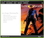 Lone Ranger Marketing Mix